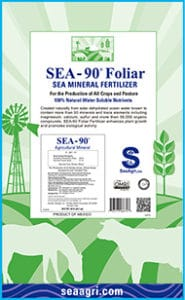 SEA-90 Foliar and Hydroponic FertilizerSEA-90_quick_dissolving_foliar_fertilizer