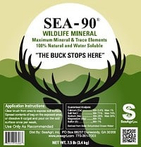 SEA-90 Wildlife Mineral