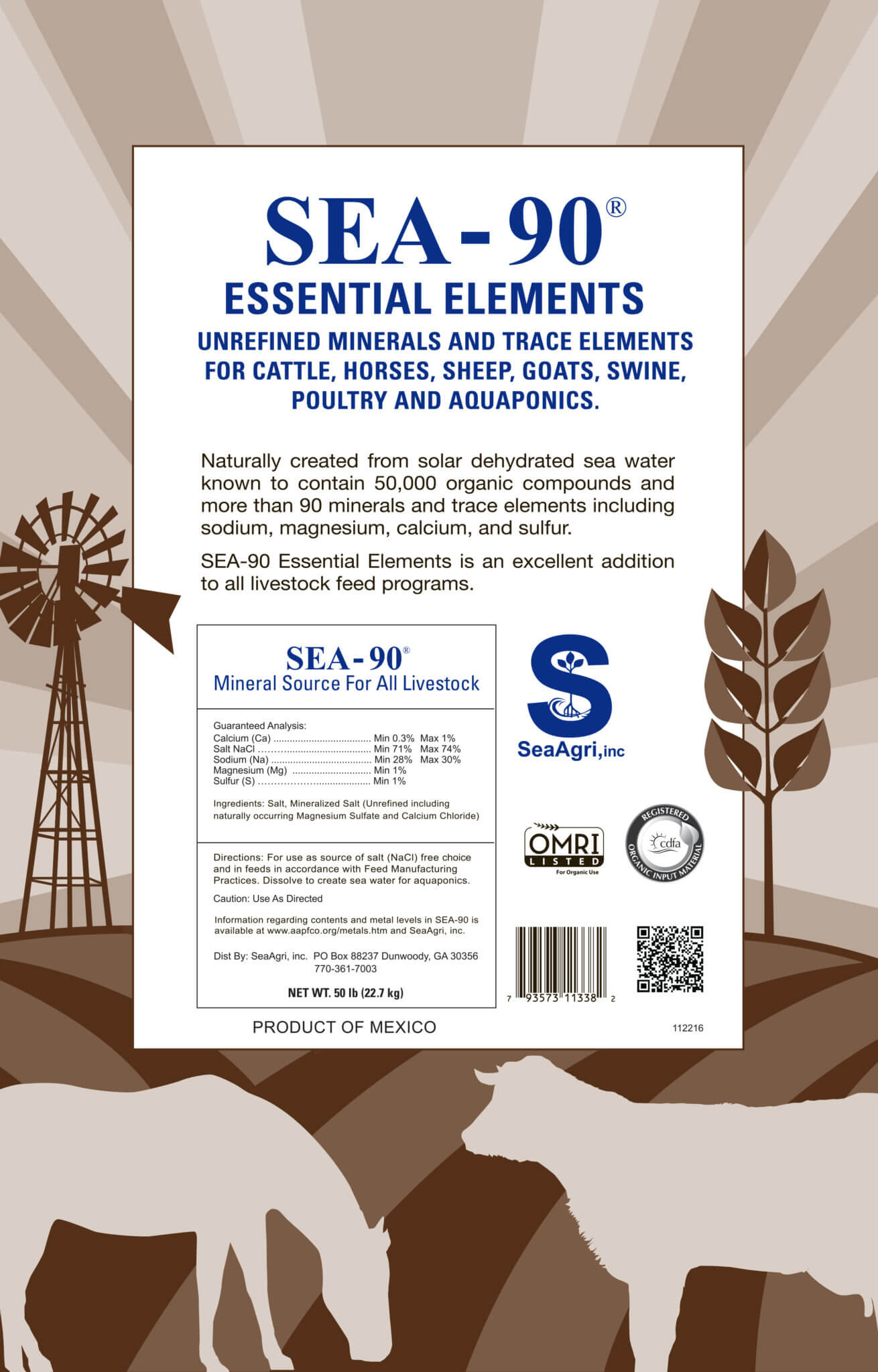 SEA-90 Essential Elements
