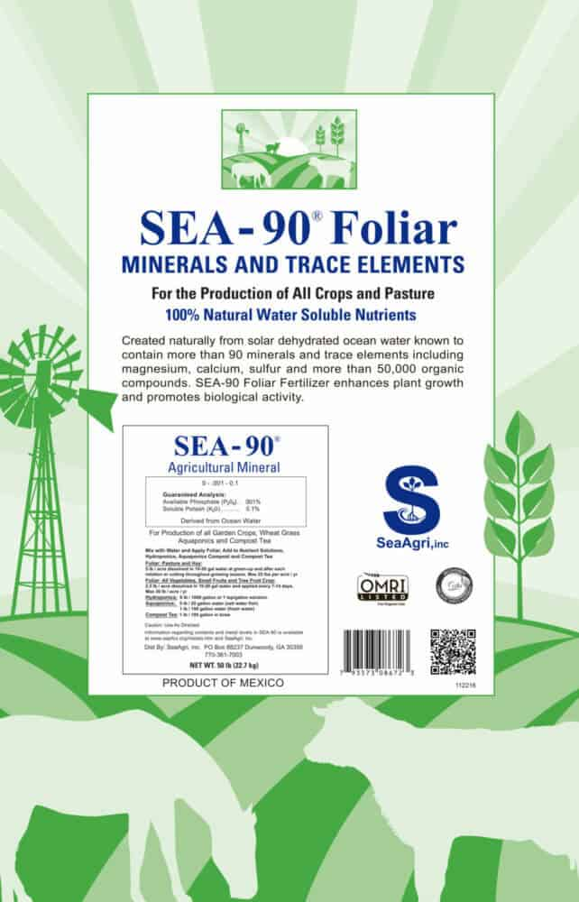 SEA-90 Foliar