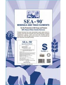 SEA-90 Agricultural Mineral - Multi Use